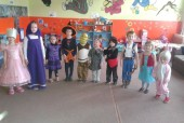 Karneval v škôlke